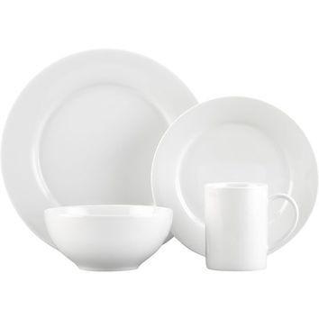 Set of eight aspen dinner plates. - InStores