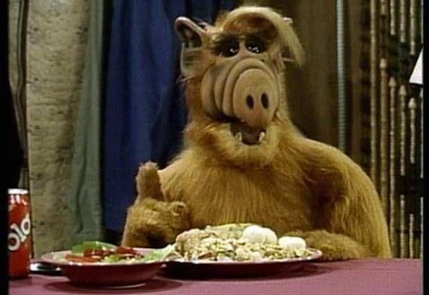 A ironia de #Alf