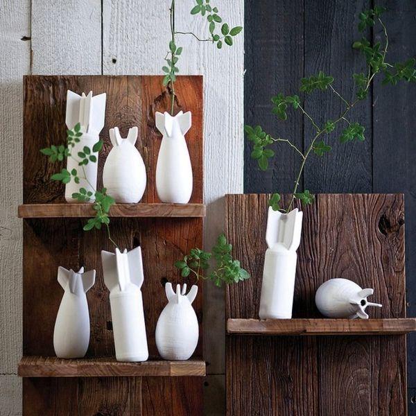 Bombtastic Vases