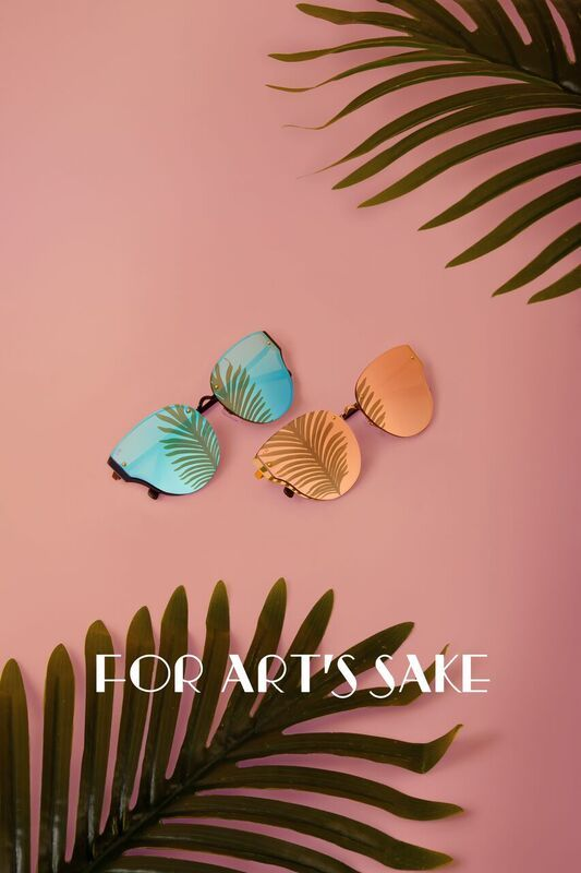 FOR ART'S SAKE SS17  HONEY TRAP BLUE AND ROSE  fasforartssake.com
