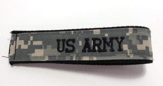 Personalized Army OCP W2 Embroidered Custom by GabbysQuiltsNSupply