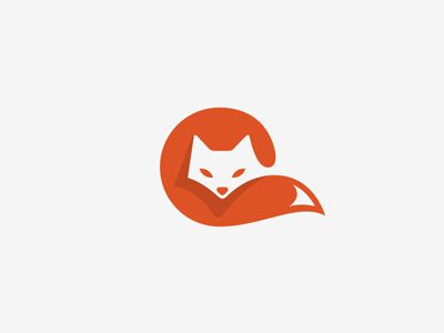 Neg Fox by George Bokhua - Best Superb Logo Design for 2014