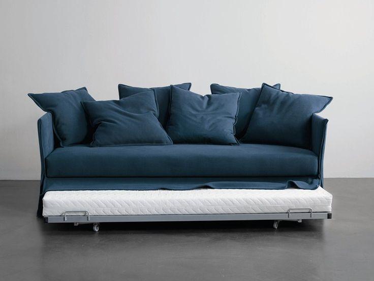 oltre 25 fantastiche idee su divani letto su pinterest | divano ... - Pelle Bianca Divano Letto Semplice