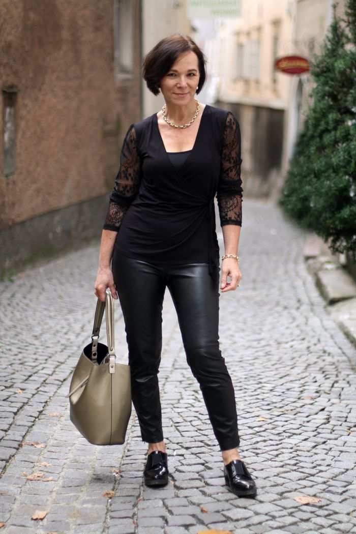 43 best images about Leather Over 50 on Pinterest ...