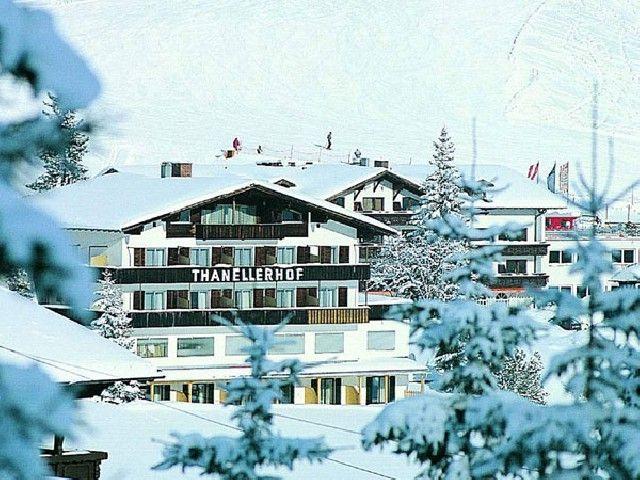 Ski Austria - Berwang - Hotel Nebenhaus Thanellerhof 3*