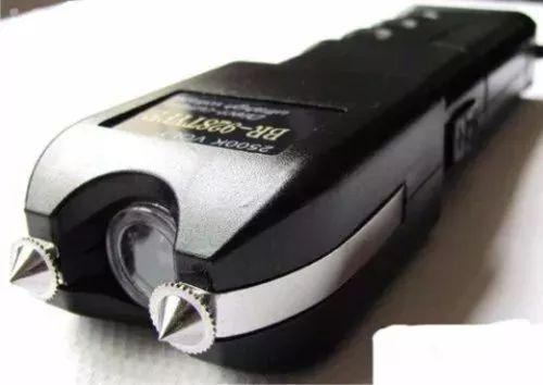 máquina aparelho choque bivolt auto defesa lanterna led prof
