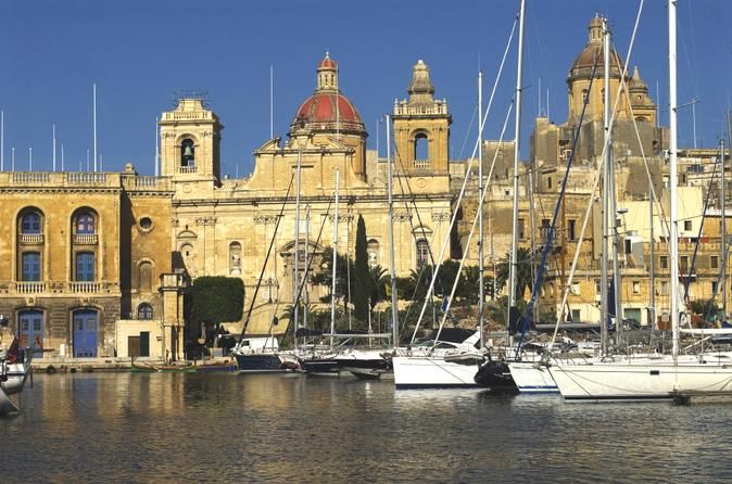 Vittoriosa and Senglea Tour Including St Lawrence Church and Malta Maritime Museum Visit Vittoriosa and Senglea, two of Malta's historical Three Cities, on a half-day tour led by an expert local guide. Learn of the towns' brutal albeit victorious battle during the Great Siege of 1565, and visit some of the town's must-visit sites. Explore St Lawrence Church and Malta Maritime Museum in Vittoriosa, and then admire views across Valletta's peninsula from Senglea. Leave yo...