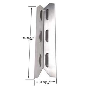 KENMORE 146.1613211, 146.16132110, 146.16133110, 146.16142210 STAINLESS HEAT SHIELD