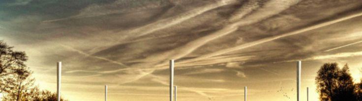 Generadores eólicos... ¡sin aspas!