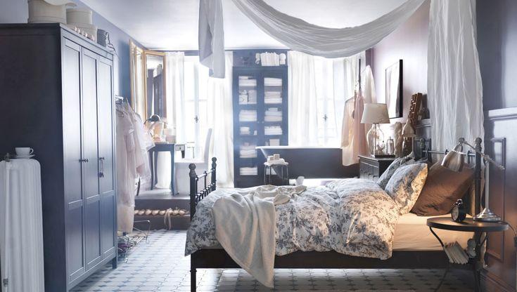ikea sterreich inspiration schlafzimmer romantische auszeit ein romantisches schlafzimmer. Black Bedroom Furniture Sets. Home Design Ideas