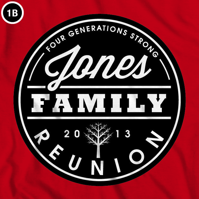 Family Idea Reunion Tshirt Design | Family Reunion T-shirts | Good Typography | Free Design | Cool Designs