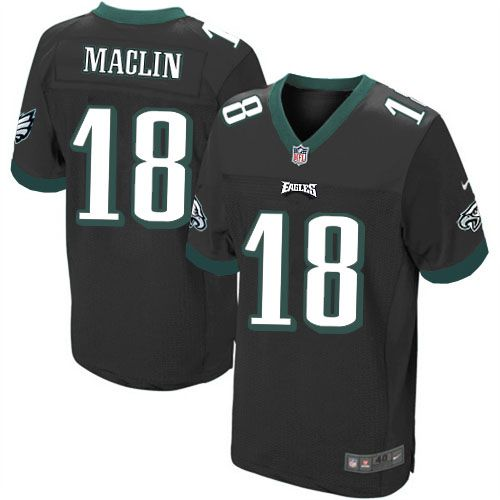 shop the official Eagles store for a Youth Nike Philadelphia Eagles #18 Jeremy  Maclin Elite Alternate Jersey in the latest styles available online and in  ...