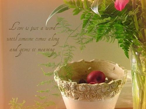 good love quotes Love.......