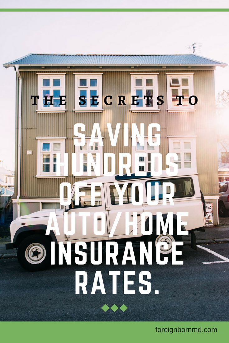 8 Secrets To Saving On Insurance Insurance For House See How