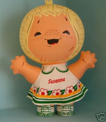 Unforgettable advertising character from the seventies: Susanna #carosello…