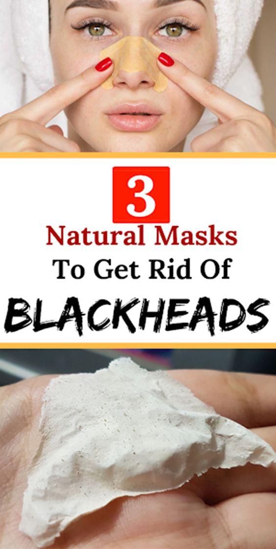 Siyah Noktalardan Kurtulmak İçin 3 Doğal Maske