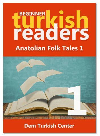 #turkish #language #learning books - anatolian folk tales 1