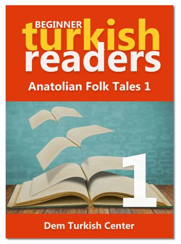 #turkish #language #learning books - anatolian folk tales 1