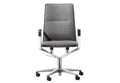 Wilkhahn: Sola Swivel Chair