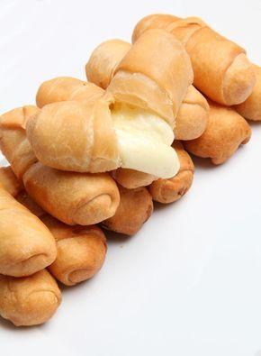 reciclandoenelatico.com Cocina Venezolana : Tequeños con queso blanco...