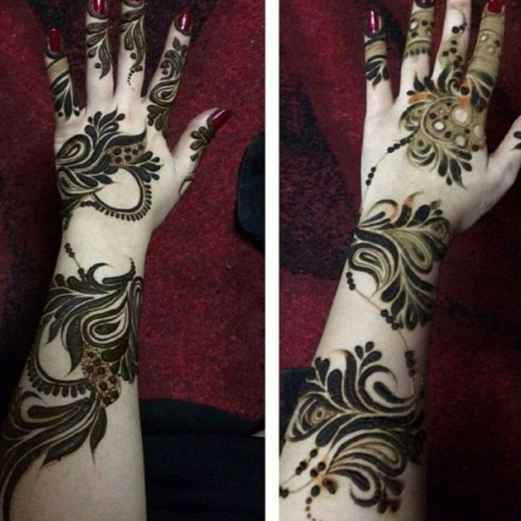 Mehndi Patterns Instagram : Best images about mehendi designs on pinterest henna