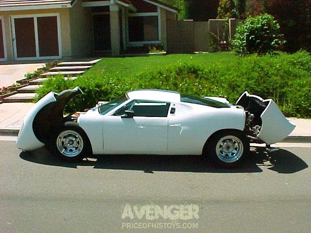 Fiberfab Avenger Gt 12 On A Karmann Ghia Pan Price Of His Toys