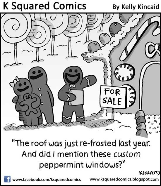 It is Wednesday! How about a pick me up to get you through the week! Christmas Real Estate Humor! #christmas #realestate #humor