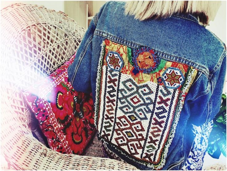 Meet Fox River! Grab your exclusive one off Tribal denim jacket for a cool summer night https://www.seacircuscollections.com.au/collections/jackets-shirts