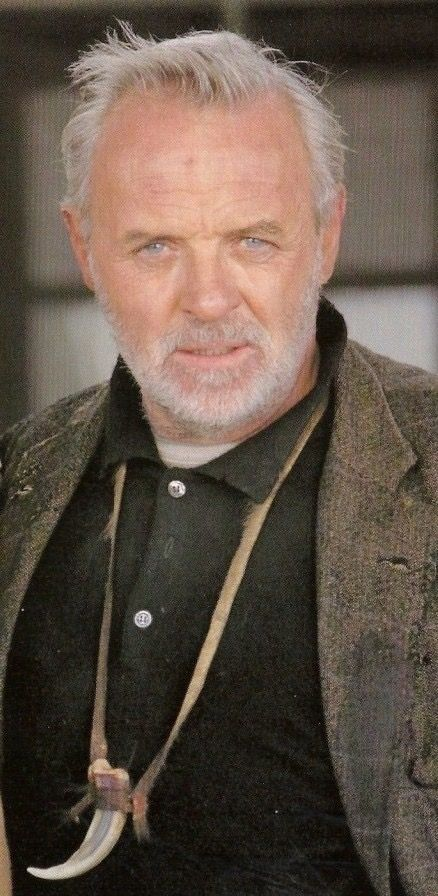 Anthony Hopkins in The Edge