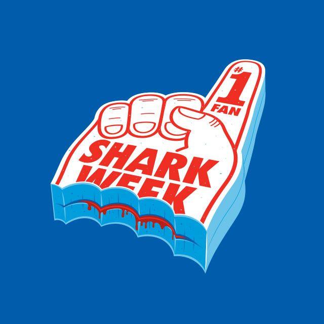Shark Week Women's T-Shirt