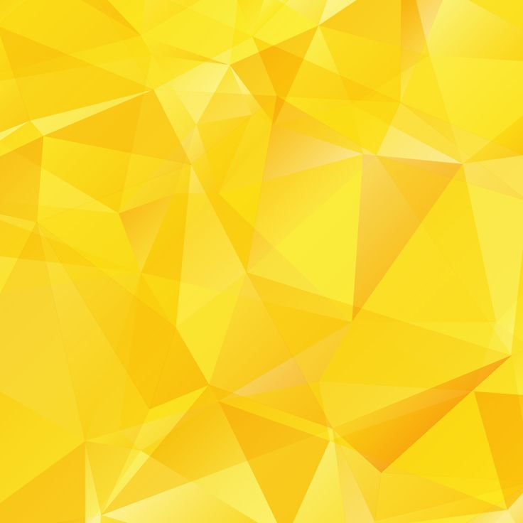 Wallpaper Design Photo : Yellow geometric background design vector from free