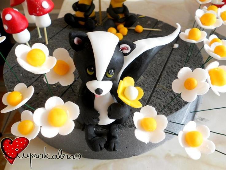 cake topper.ciupakabra work