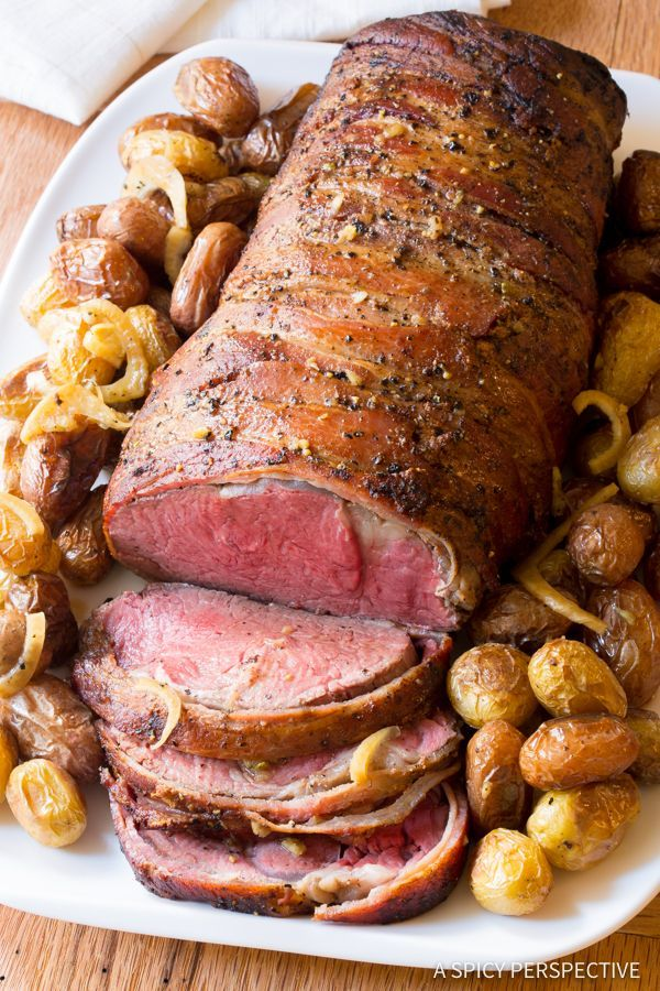 how to cook bacon wrapped fillet mignon