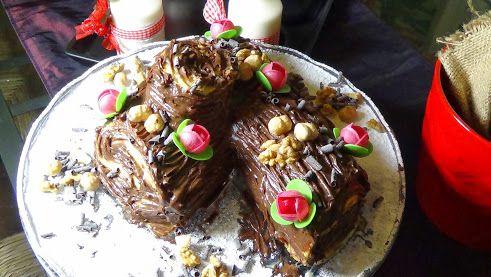 Tronchetto di Natale (dolce)
