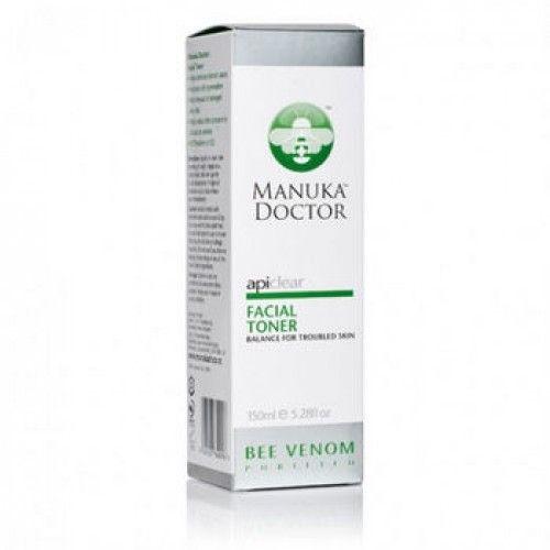 Manuka Doctor Facial Toner with Purified Bee Venom