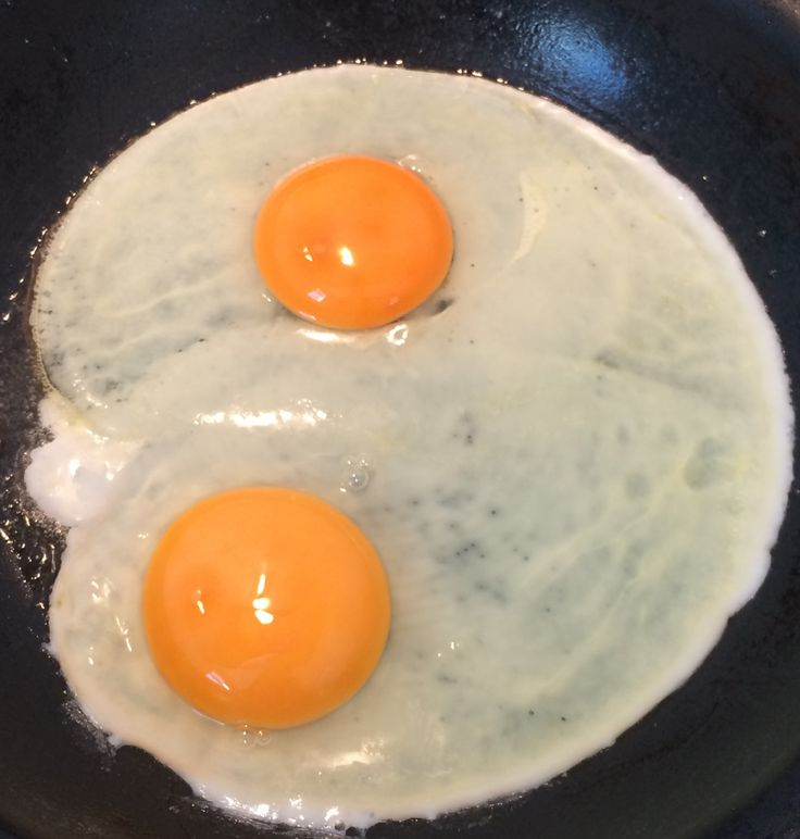 Eggs, glorious eggs.