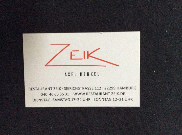 Restaurant Hamburg