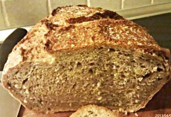 Jénaiban sült teljes kiőrlésű kenyér recept képpel. Hozzávalók és az elkészítés részletes leírása. A jénaiban sült teljes kiőrlésű kenyér elkészítési ideje: 80 perc