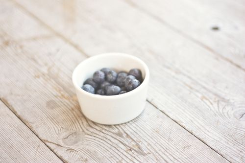 Blueberries // Soft picture