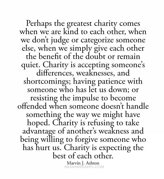 Best Charity Quotes: The 25+ Best Charity Quotes Ideas On Pinterest