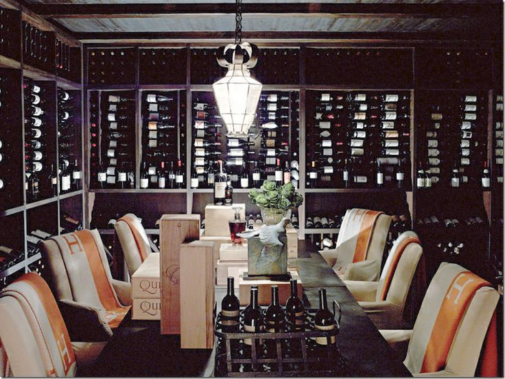 Don't want a basement want a wine cellar