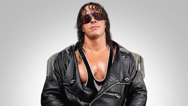 Bret 'The Hitman' Hart says he's fighting prostate cancer