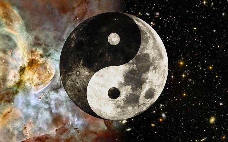 Yin yang - an ancient symbol that represents both the darkness and the light, for without the other neither could exist. Description from pinterest.com. I searched for this on bing.com/images