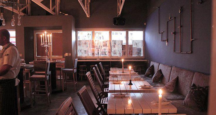 New restaurants in Cape Town – The Inside Guide (HOMESPUN)