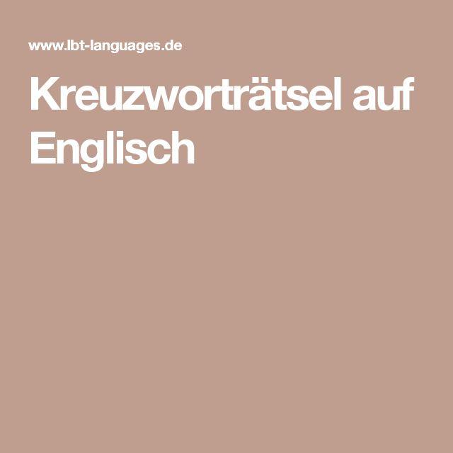 arbeitsblatt vorschule 187 englisch biene kreuzwortr228tsel