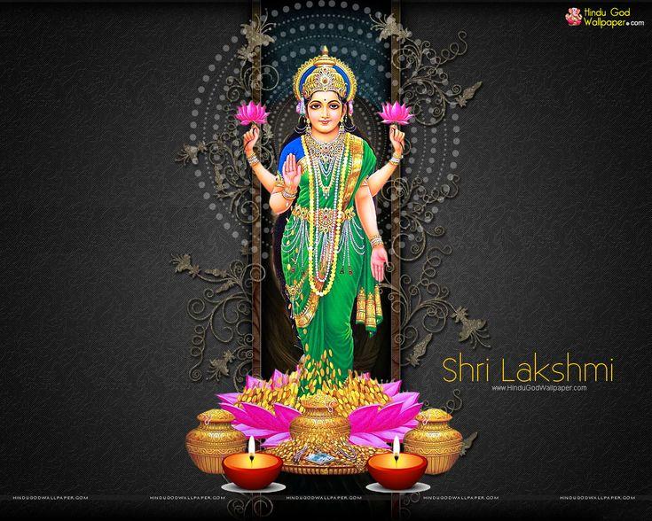 Goddess Lakshmi Wallpapers Free Download