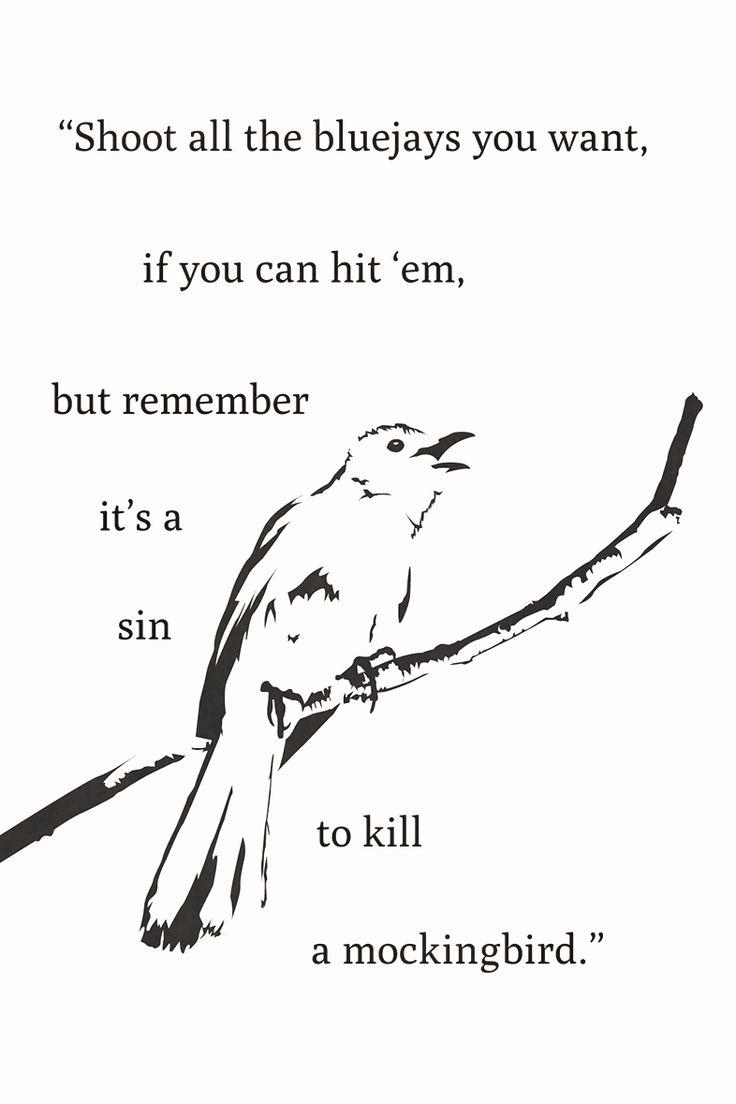 "-Harper Lee, ""To Kill A Mockingbird."" #books #quotes"