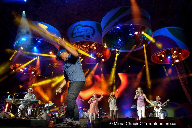 H2O & Sergio Mendes at PANAMANIA TO2015