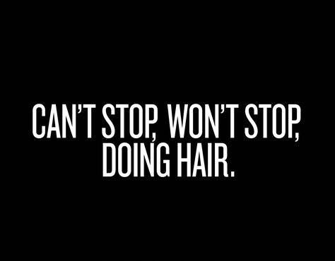 We won't stop until you love your hair! That's what we do best! Book your appointment with us today for a fresh blowout, some color or anything in between! 407-977-8481