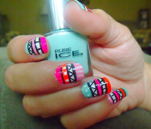 cute nail designs tumblr Confident With Cute Nail Designs For Short Nails